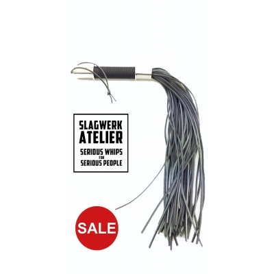 Leather Flogger 65cm