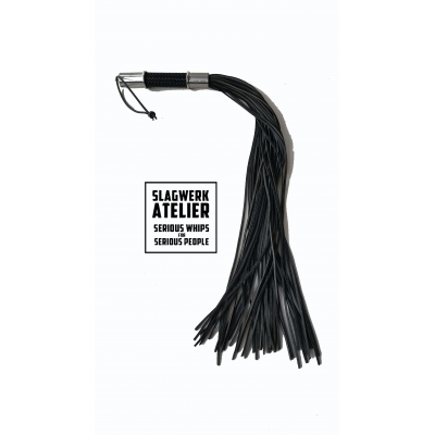 Leather Flogger 100cm