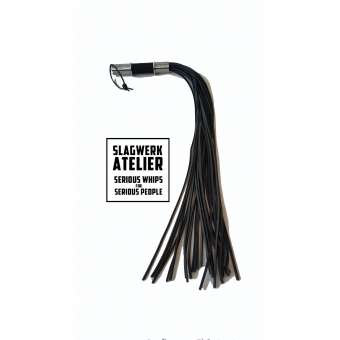 Leather Flogger 70cm